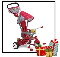 Radio Flyer 4-in-1 Foldable Trike