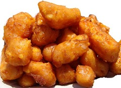 cheese curds - fried