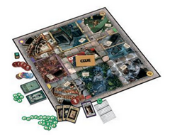 Clue-World of Harry Potter Board