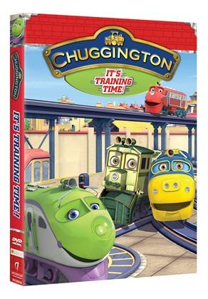 Chugg Its TrainingTime - 3D FINAL