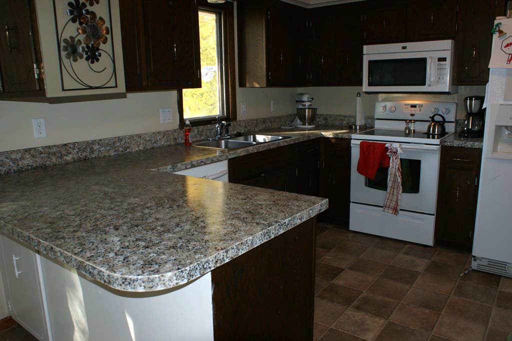 Giani Granite Countertop Paint Colors : Painted my Countertops! - Grinning Cheek to Cheek
