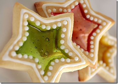Stained glass window cookies grinning cheek to cheek for Stained glass cookie recipe