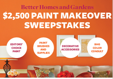 Better Homes And Gardens Daily Sweepstakes Archives Grinning Cheek To Cheek