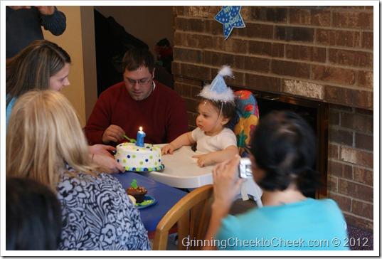 Andrews 1st Birthday 044