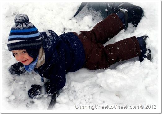 Ethan Snow Shovel 2