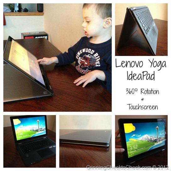 Lenovo Yoga