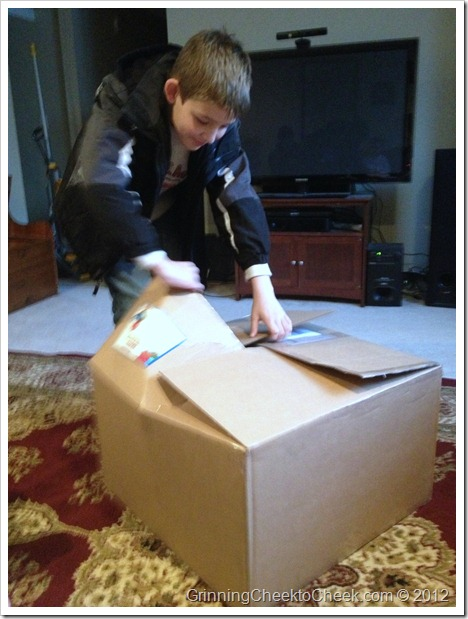 Opening Package