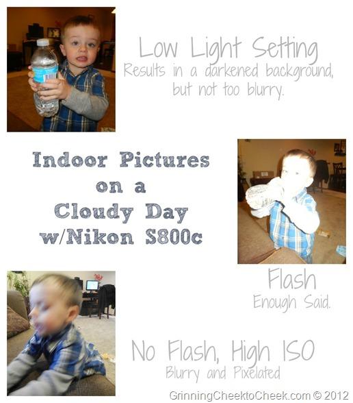 Bad indoor pictures