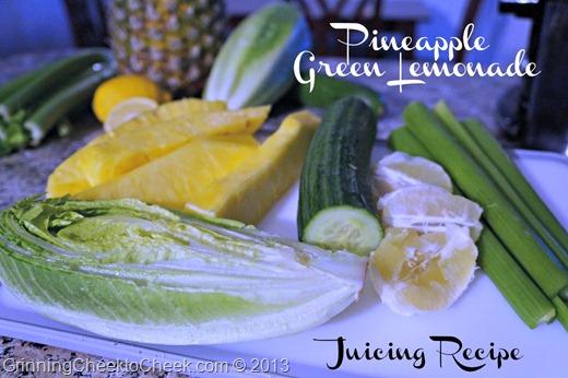 Green Lemonade 2