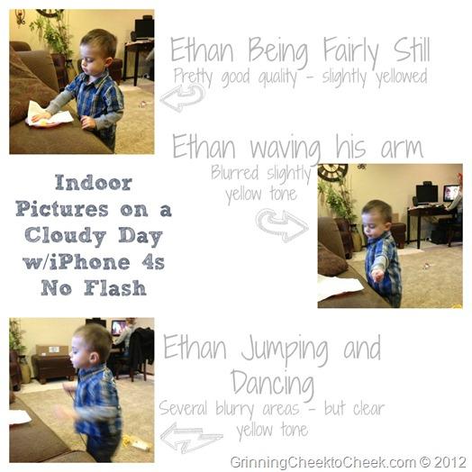 iphone indoor pictures