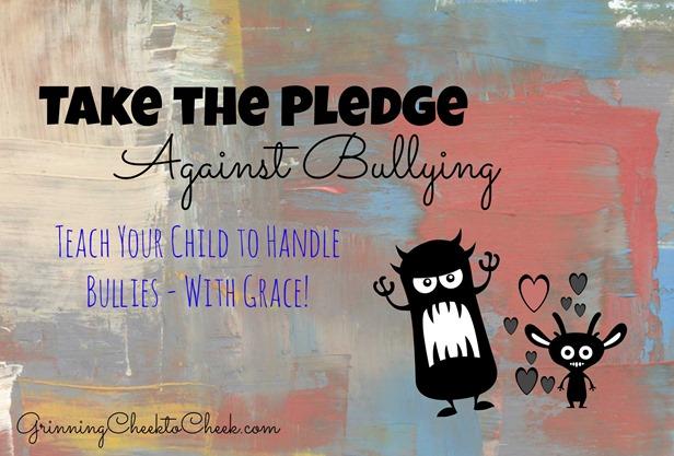 Take the Pledge Against Bullying