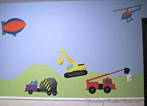 Wall of Transportation