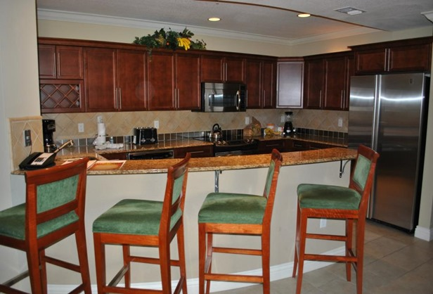 Emerald Grande Kitchen