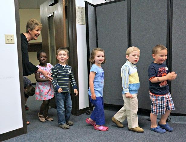 Andrew's Last Day Preschool