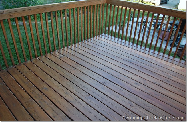 sunshine means deck staining grinning cheek to cheek rh grinningcheektocheek com deck stain home depot colors Chocolate Home Depot Deck Stain