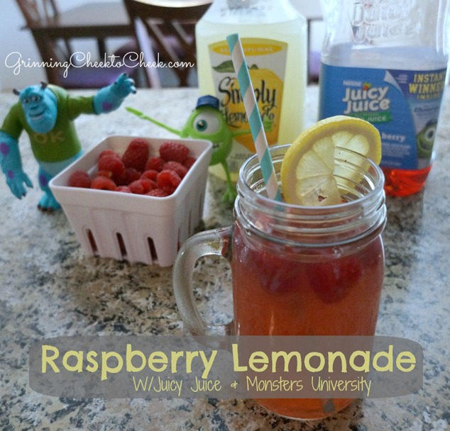 Raspberry Lemonade 04