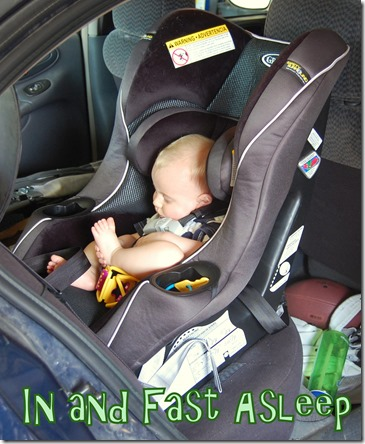The Graco My Ride 65 Convertible Car Seat Is Super Safe
