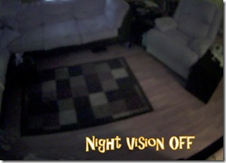 Night Vision Off
