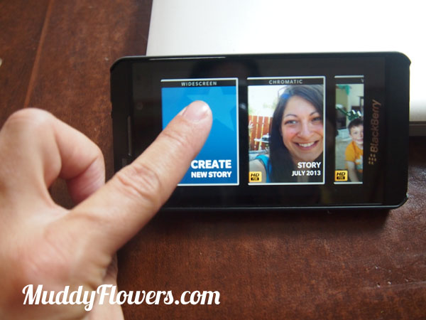 blackberry story maker review