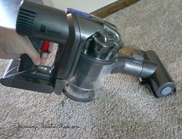 Dyson Upholstery Attachment