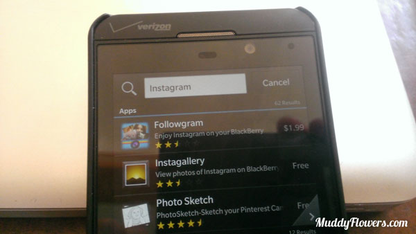 instagram-search-app-blackberry