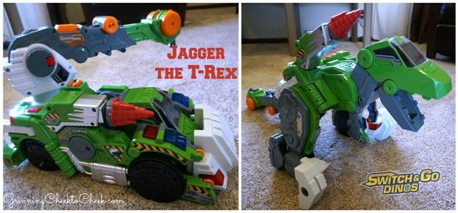 Jagger the T-Rex