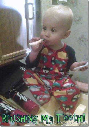 Brushing Baby Teeth