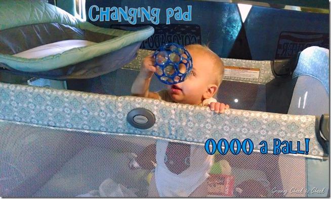 Graco Changing Pad