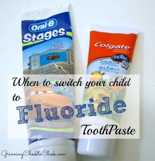 Non Fluoride vs fluoride toothpaste 01