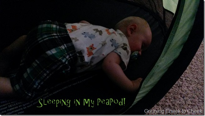 PeaPod Sleeper