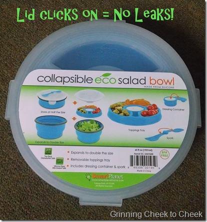 Smart Bowl Lid