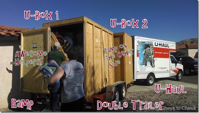 U-Box Double Trailer