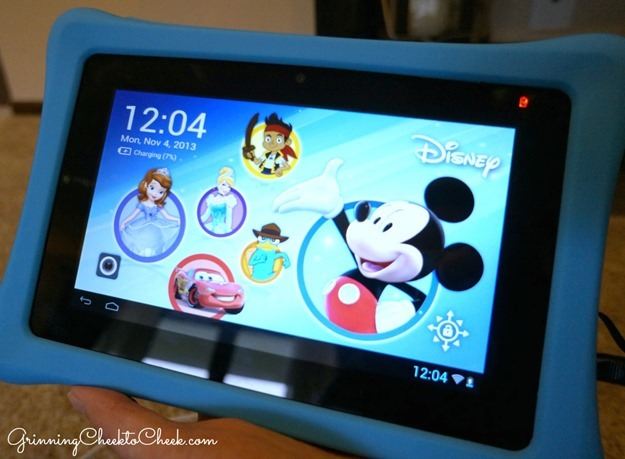 nabi 2 Review: nabi 2 Disney Edition exclusive to Best Buy