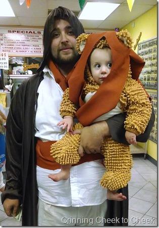 Micah Halloween