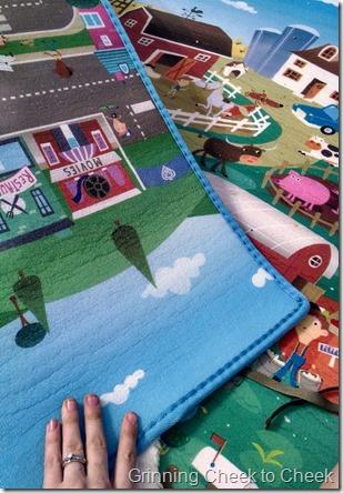 Playmat Plus Flip