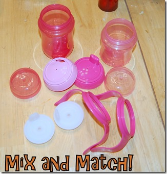 Dr. Brown's Mix and Match Sippies