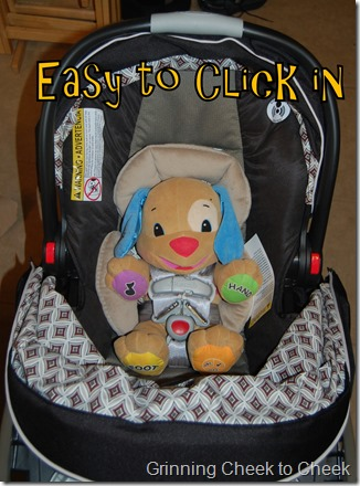 Graco Click Infant Seat