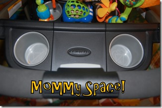 Graco Click Mommy Space
