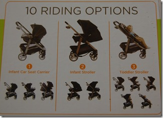 Graco Click So Many Options