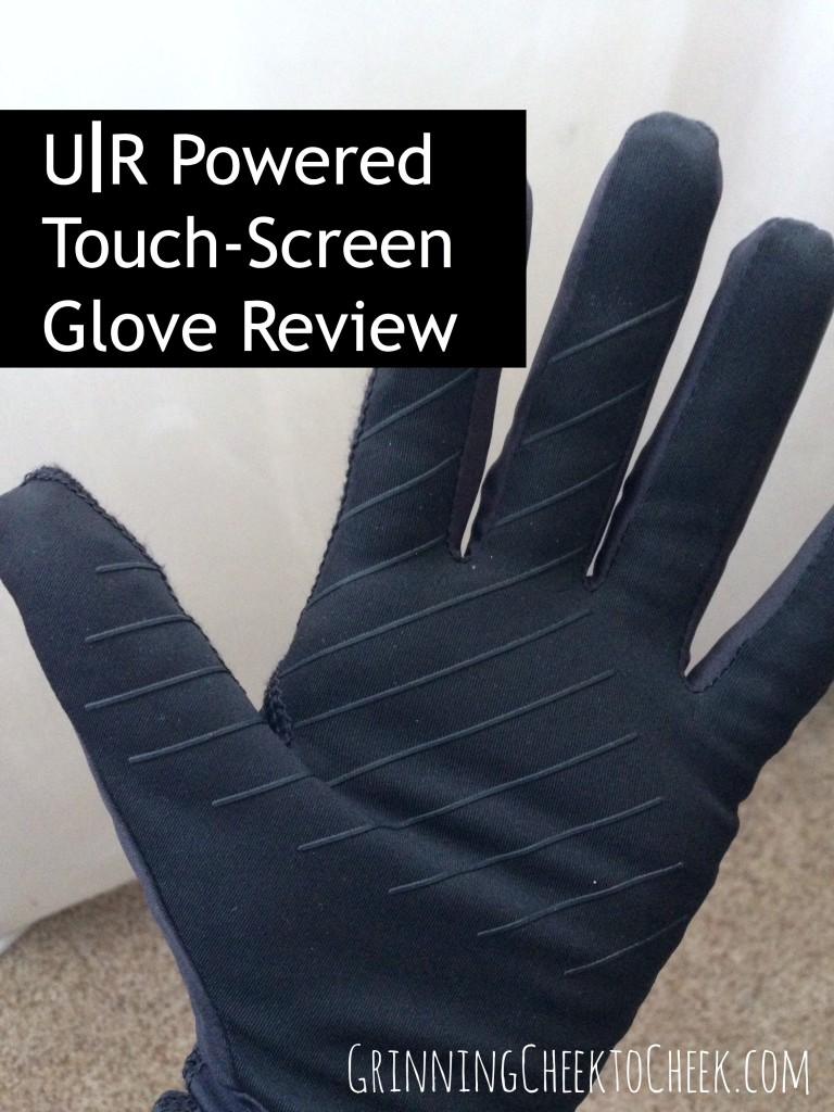 UR Powered Touch Screen Glove Review