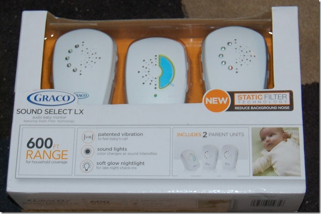 Graco Monitor Package
