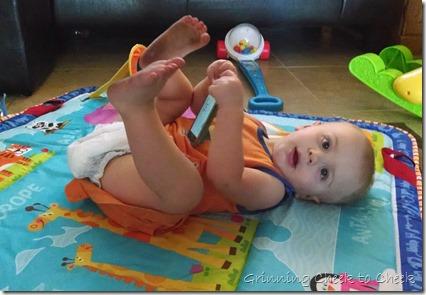 Tiny Love Playmat Love