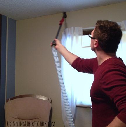 Vacuum Cobwebs