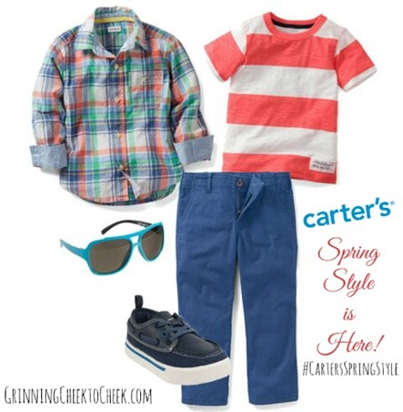 Carters Spring 2