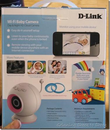 D Link Camera Box