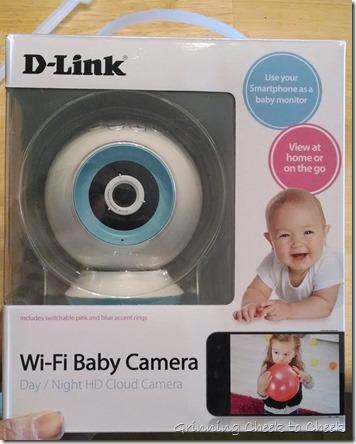 DLink Wi-Fi monitor