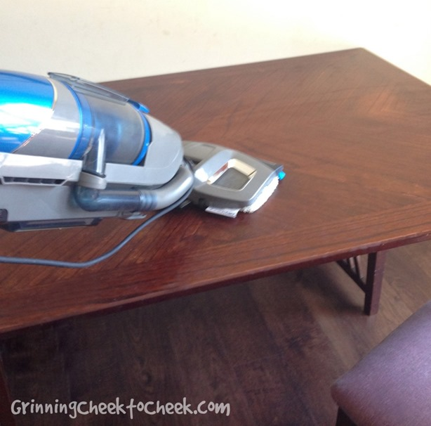Bissell Steam Mop Table