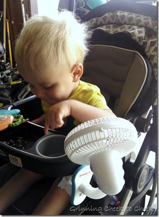 Diono Stroller Fan Cool