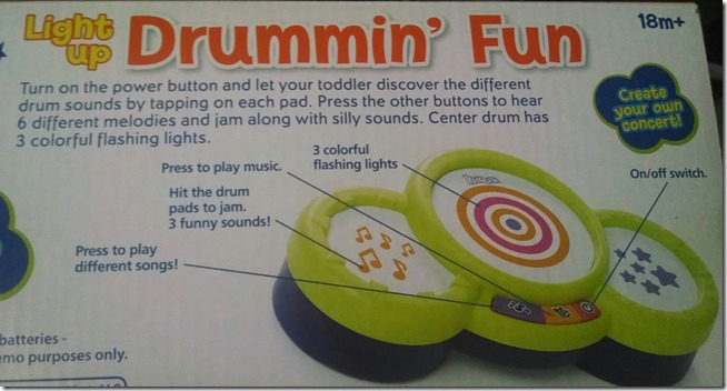 Drummin Fun Basics