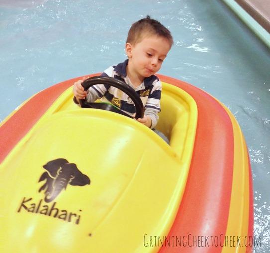 Kalahari Bumper Boats